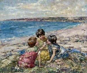 Children on the Sands