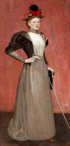 Maggie Hamilton (Mrs A. N. Paterson) (1867–1952)