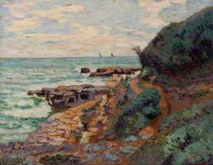 The Coast at St Palais
