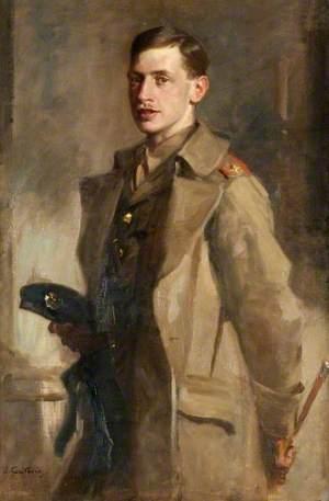 Lieutenant A. Leslie Hamilton (1893–1918)