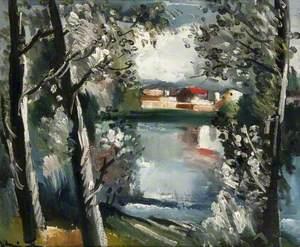 By the Seine