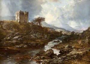 Kinlochaline Castle, Morvern
