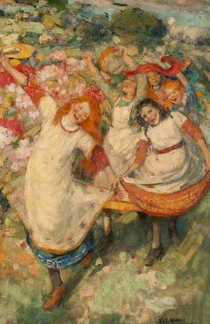 The Dance of Spring