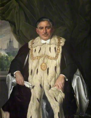 Sir Myer Galpern (1903–1993), Lord Provost of Glasgow (1958–1960)