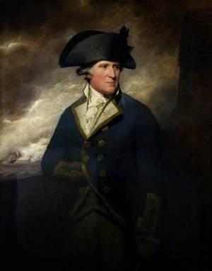 Portrait of a Captain, RN
