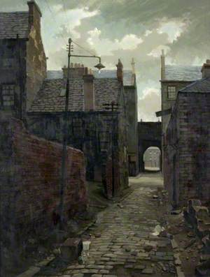 Abbotsford Lane, Gorbals
