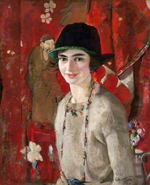 Humoresque, 1919: The Artist's Wife