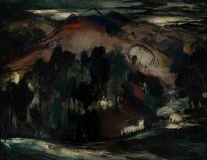 Border Landscape: The Eildon Hills