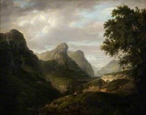 View of Glencoe