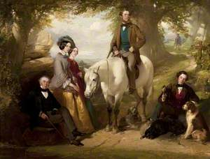 Alexander Dennistoun of Golfhill (1790–1874), and Family