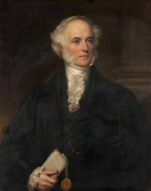 Portrait of a Man with a Lace Cravat