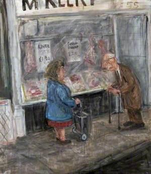 Passing the Butcher Shop