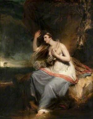 Ariadne Deserted by Theseus