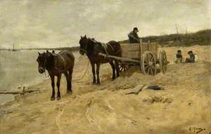 Carting Sand