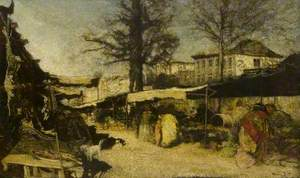 The Bazaar, Marseilles