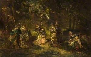 A Woodland Dance
