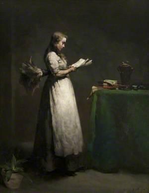 The Studious Servant