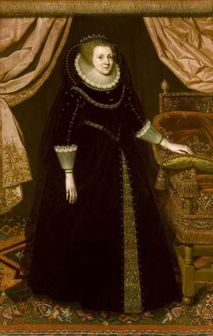 Elizabeth Vernon (1572–1655), Countess of Southampton