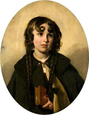 Going to Chapel: Edith Corbet (1833–1904)