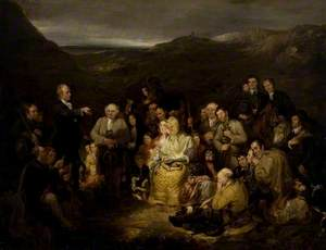 The Covenanters' Preaching