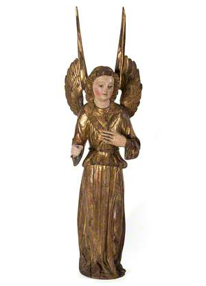 Carving of an Angel*
