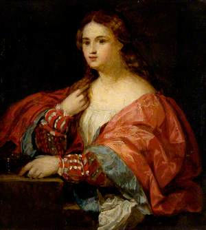 Figure of a Lady