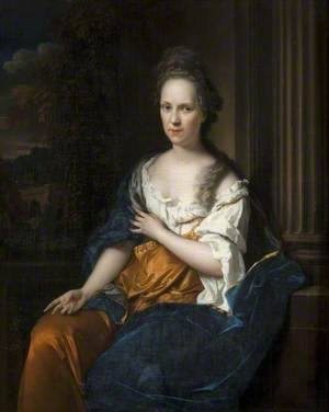 Portrait of a Woman, Aged 33