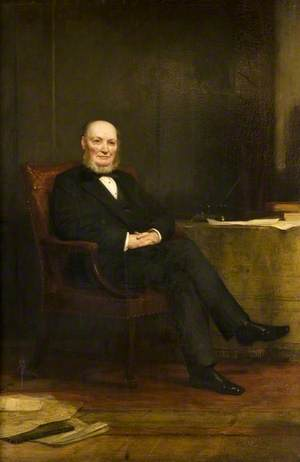 Sir James Watson (1801–1889), Lord Provost of Glasgow (1871–1874)