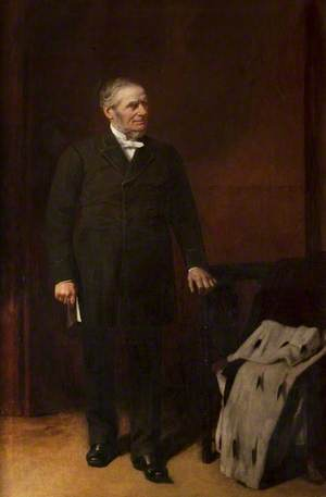 Sir William McOnie (d.1894), Lord Provost of Glasgow (1883–1886)