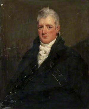 William Mills (1776–1857), Lord Provost of Glasgow (1834–1837)