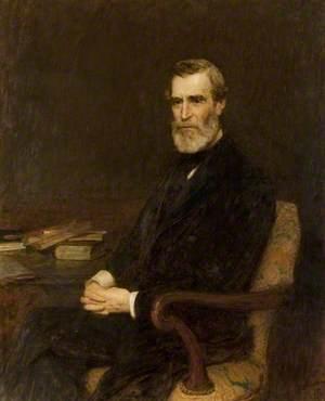 Former Bailie James H. Dickson (b.1824)
