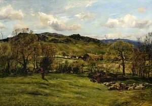 Springtime, Dundarroch, Brig o' Turk