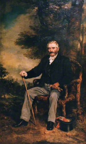 Sir Andrew Orr of Harvieston and Castle Campbell, Lord Provost of Glasgow (1854–1857)