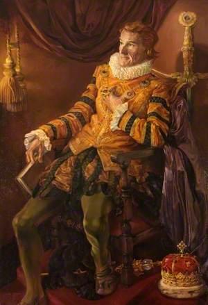 Duncan Macrae (1905–1967), as Jamie the Saxt