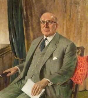 Sir Alexander King (1888–1973)