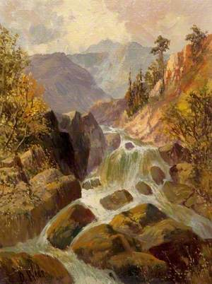 Falls of Moness, Aberfeldy