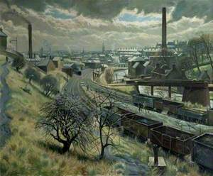 Maryhill Goods Yard