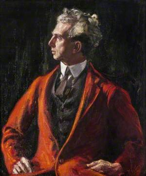 Sir Patrick Dollan (1885–1963), Wearing 'The Red Jacket'