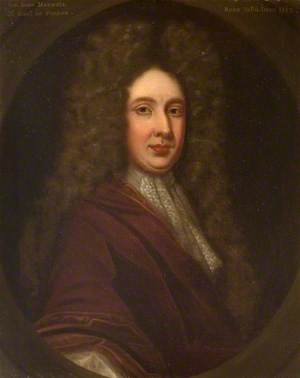 Sir John Maxwell (1686–1752), 2nd Bt