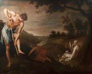 The First Labours of Adam and Eve