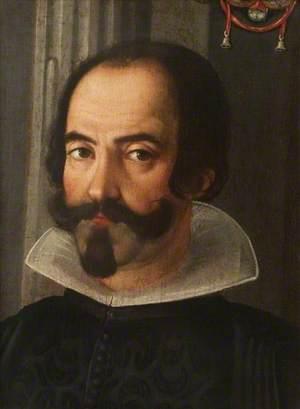 Head of a Man: The Conde De Tilly, Johan 't Serclaes (1559–1632)
