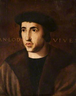 Juan Luis Vives (1493–1540), the Tutor of Mary I