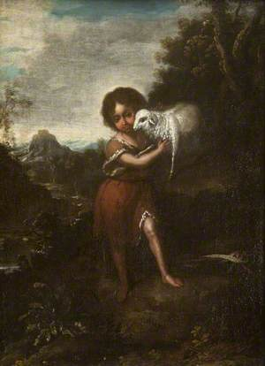 The Infant Saint John with the Lamb