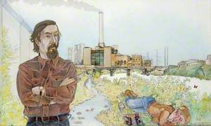 Archie Hind (1928–2008), and the Dalmarnock Power Station
