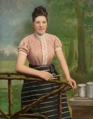 Mary Millar, Dairy Girl