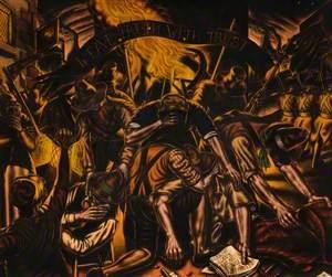 Weavers' Struggles ... The Calton Weavers' Massacre