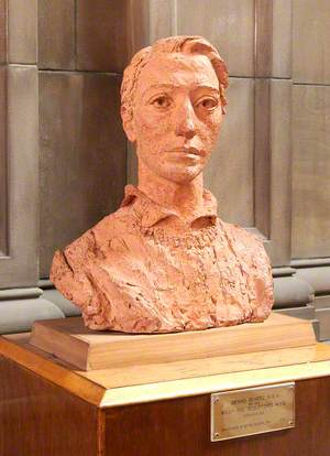 Milly, Portrait of the Sculptor's Wife