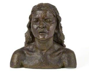 The First Portrait of Miriam Plichte