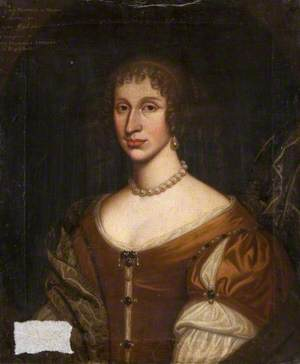 Lady Marian Maxwell (d.1705)