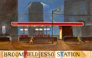 Broomfield Esso Station